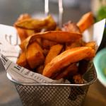frite de patates douces